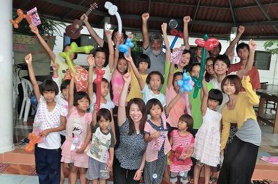 チェンマイの孤児院に行ってきま...